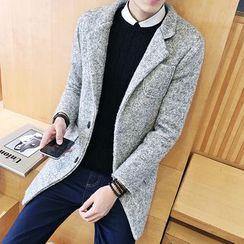 Alvicio - Wool Blend Coat
