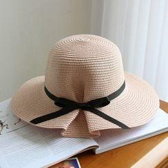 EVEN - 稻草太陽帽