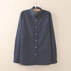 Tangi - Polka Dot Shirt