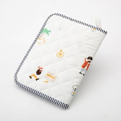 Cottoncraft - Print Quilted Passport Sleeve