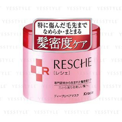Kracie - RESCHE Damage Care Triple Hair Moisture Mask