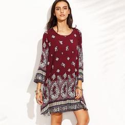Hotprint - 图案裙衣