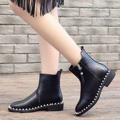 Yoflap - Studded Short Boots