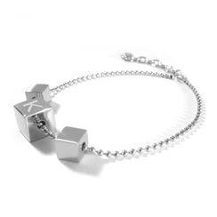 Kamsmak - 3-icy Cubes Bracelet