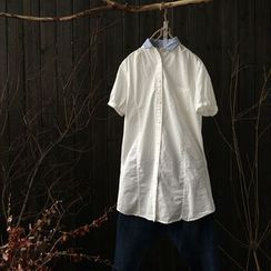 Rosadame - 短袖衬衫
