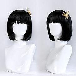 Ghost Cos Wigs - Bungou Stray Dogs Akiko Yosano Cosplay Wig