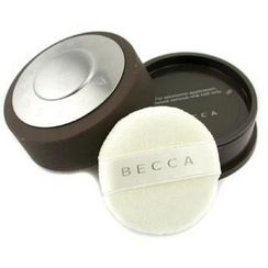 Becca - Fine Loose Finishing Powder - # Carob