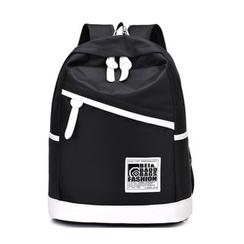 BeiBaoBao - Applique Nylon Backpack