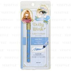 Koji - Dolly Wink Pencil Eyeliner III (Aqua Blue)