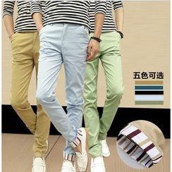 Kieran - 直筒褲