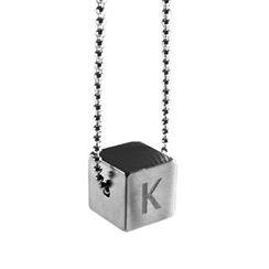 Kamsmak - Cube Necklace