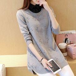 Ageha - Long Sweater