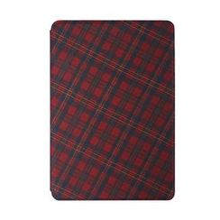 ideer - Tartan College Red iPad Mini Case