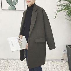 Arthur Look - Woolen Long Coat