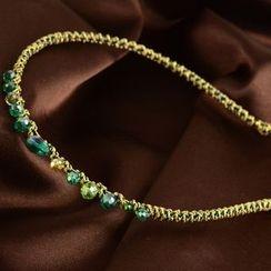 Diva Rama - 水钻发夹