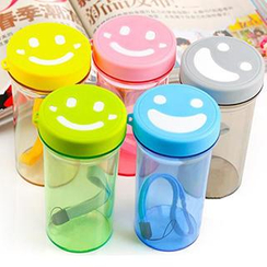 Evora - Smiley Face Water Bottle