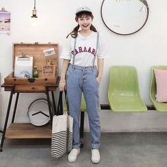 Windflower - Slim-Fit Jumper Jeans