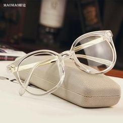 MOL Girl - 圆形平光眼镜