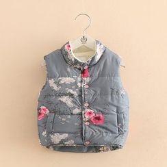 Seashells Kids - Kids Padded Vest