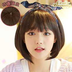 Clair Beauty - Short Full Wig - Bob