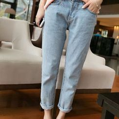 Fancy Show - Slim-Fit Jeans