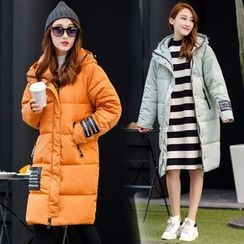 Ekim - Applique Padded Coat