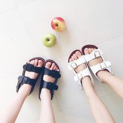 YUKISHU - Strapped Sandals