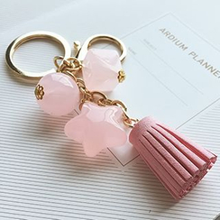Casei Colour - Tassel Key Ring