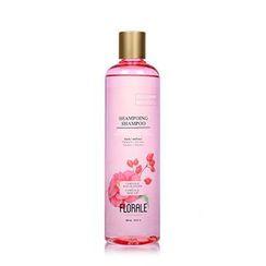 The Face Shop - Fruits & Passion Camelia-Rose Hip Shampoo 400ml
