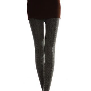 Ando Store - Textured Tights