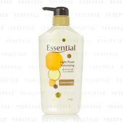 Kao - Essential Light Finish Volumizing Conditioner (Yellow)