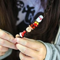 Homey House - Christmas Hair Clip
