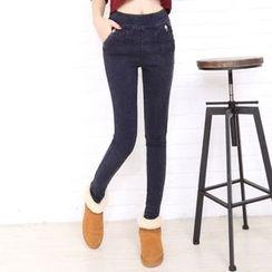 Tonya - Plain Skinny Pants