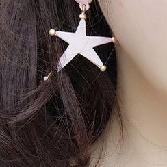 Oohlala! - Statement Drop Earring