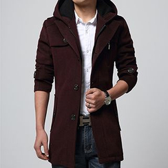 Riverland - Zip Hood Coat