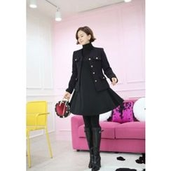 Lemite - Wool Blend Jacket
