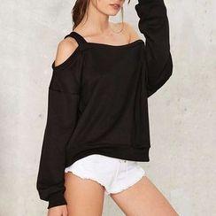 Obel - Off Shoulder Pullover