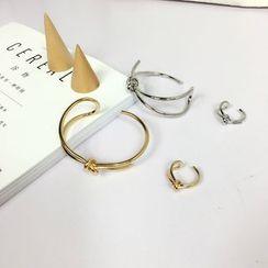 Dollu - 结扣手镯 / 戒指