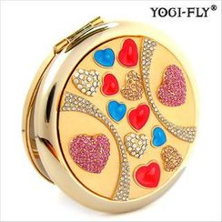 Yogi-Fly - Beauty Compact Mirror (JF-81G)
