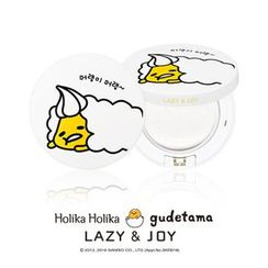 Holika Holika - Lazy & Joy Face 2 Change Photo Ready Tone-Up Cushion SPF50+ PA+++ (Gudetama Edition)