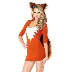 Whitsy - Fox Party Costume
