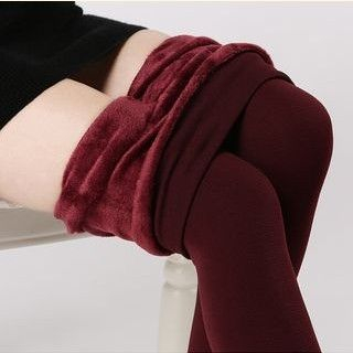 Hyoty - Fleece-Lined Leggings