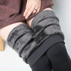 Hyoty - 毛裡內搭褲
