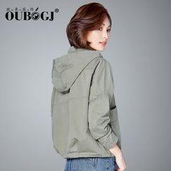 OUBO - Hooded Jacket