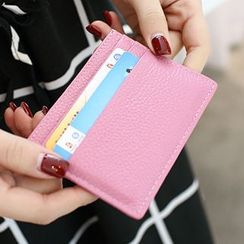 SUOAI - Genuine Leather Card Holder