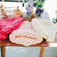 Azalea - Chunky Knit Beanie