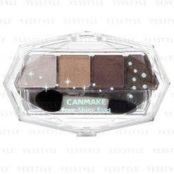 Canmake - Four Shiny Eyes (#14 Lady Garnet)