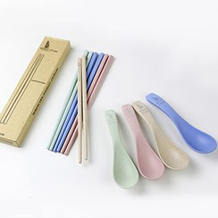 Cute Essentials - Set of 4: Chopsticks