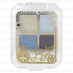 Shiseido - Majolica Majorca Jeweling Eyes (#BL381 Torret)