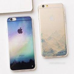 Casei Colour - View Print iPhone 6 Case